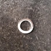 Stämpelbar ring 22mm